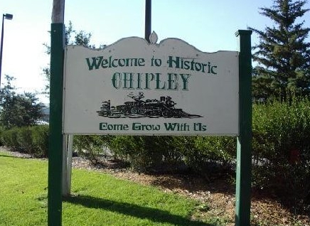 Welcome to Chipley, Florida.